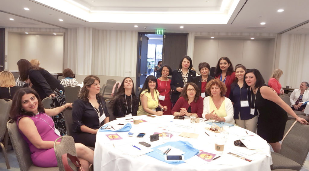 2015 – UN Women National Committee Annual Conference & Members Meeting – Long Beach