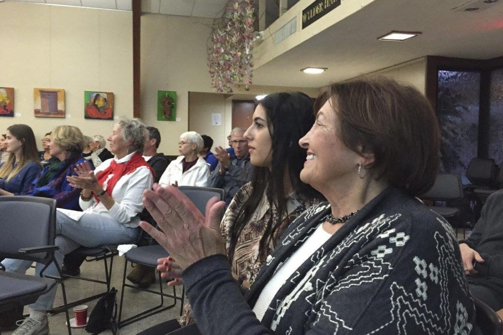 2015 – An Evening With Syrian Journalist Yasmin Merei – Long Beach