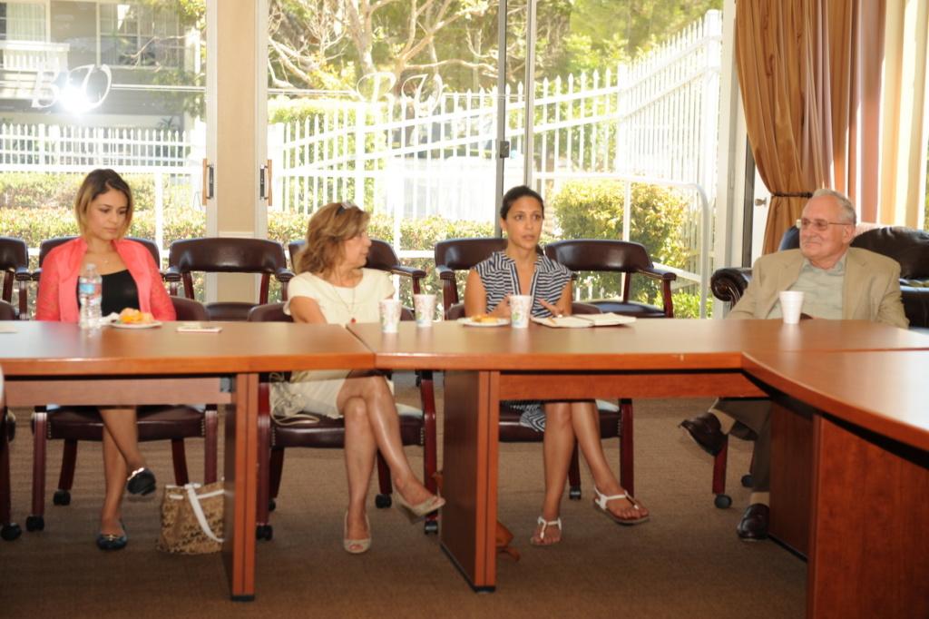 2016 – ICWIN Community Meeting In – Long Beach