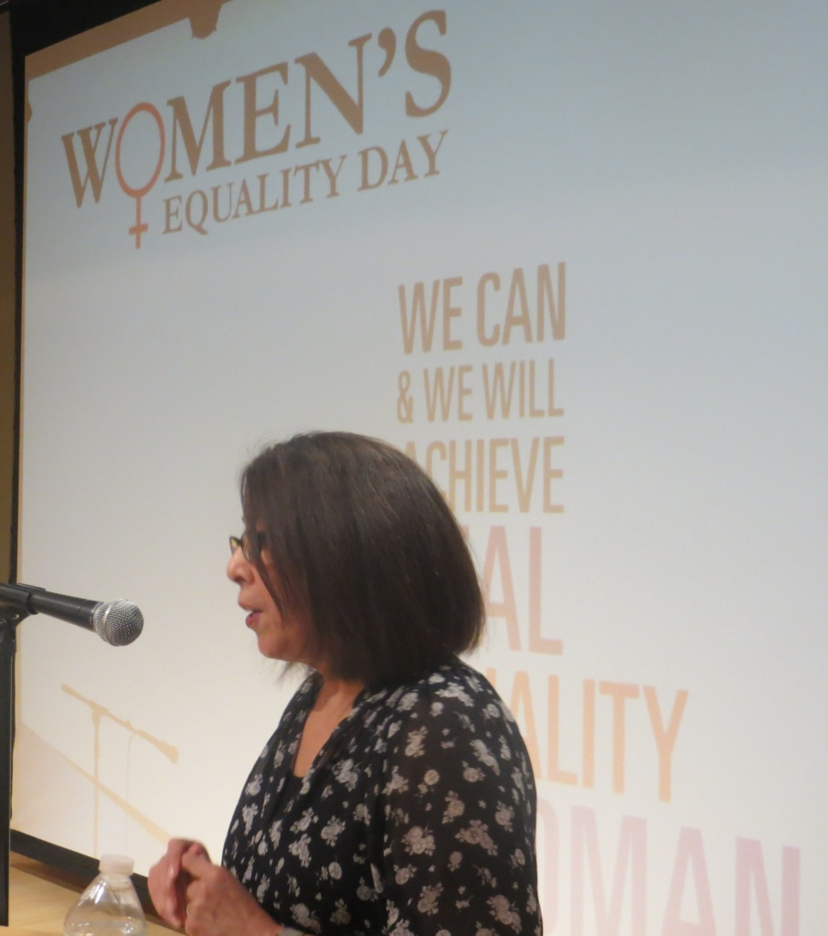 2017 – Women's Equality Day – Los Angeles - Afsaneh